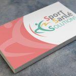 Création de logo pour une entreprise,et carte de visite pour BBO Basket