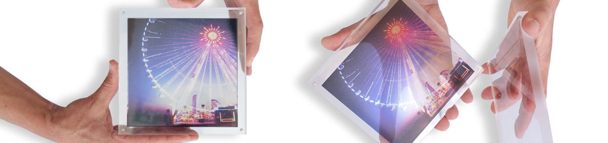 photo produit impression plexiglas