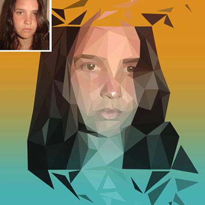 Portraits graphiques personnalisés
