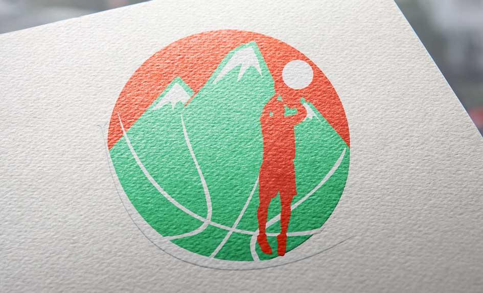 création logo pour evenementiel courchevel
