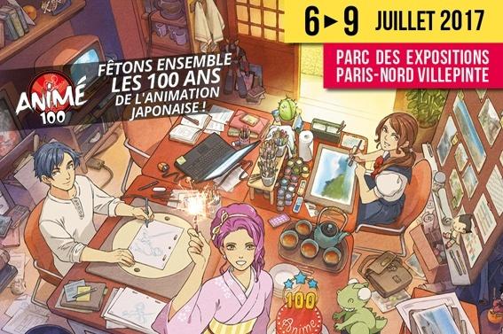 japan expo 2017 manga