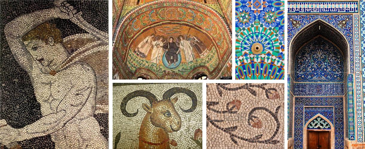mosaique image antiquité