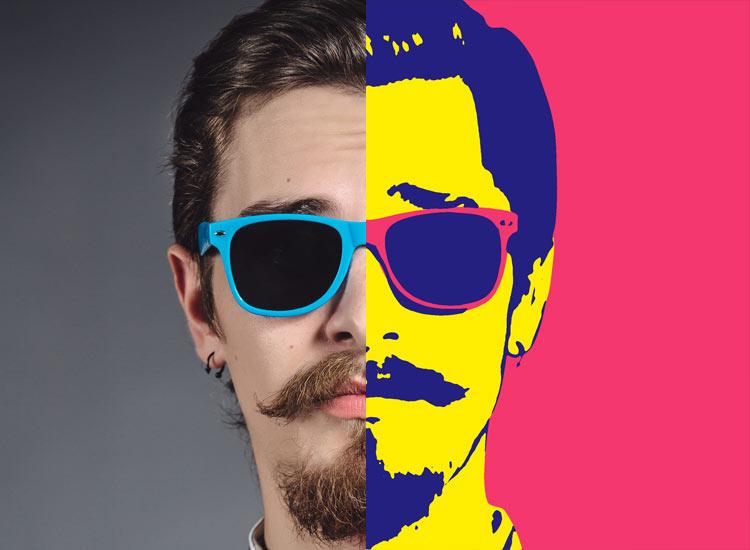 Créer un effet pop art facilement