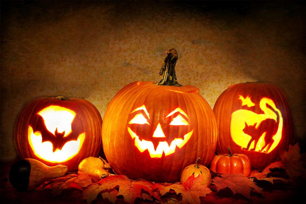 Halloween - les citrouilles sculptées